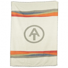 Appalachian Trail Jacquard Blanket by Woolrich