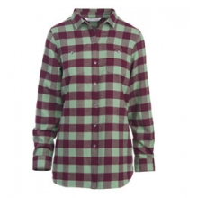 Buffalo Check Boyfriend Shirt - Women's by Woolrich