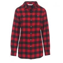 Buffalo Check Boyfriend Shirt - Women's by Woolrich