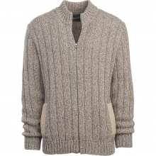 Men's Frost Run Wool Cardigan by Woolrich