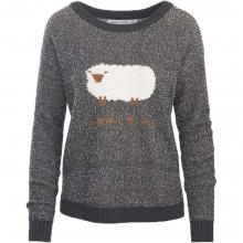 Women's Wooly Sheep Motif Sweater by Woolrich