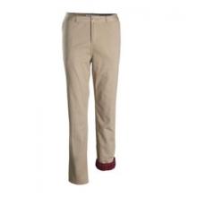 Alderglen Flannel Lined Chino Pants - Women's by Woolrich