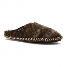 Women's Wool Mill Scuff Slippers by Woolrich