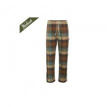 Mens Bottomline Flannel PJ Pant Chicory Small by Woolrich