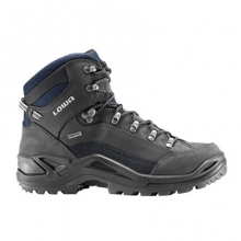 Men's Renegade GTX Mid S Narrow by LOWA Boots in Arlington Tx