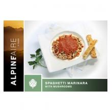 Spaghetti in Mushroom Sauce by AlpineAire