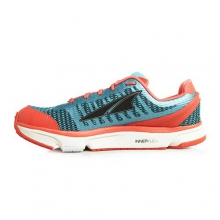 Altra Zero Drop Provision 2 Running Shoes - Women's: Blue/Coral, 7 by Altra