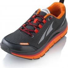 Olympus Running Shoe Mens - Gunmetal/Red 10.5 by Altra
