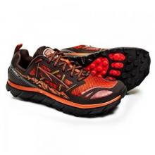 Lone Peak 3.0 Running Shoe Men's, Red/Black, 10 by Altra