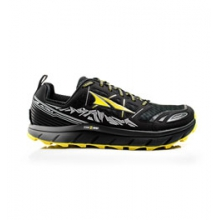 Lone Peak 3.0 Neoshell Trail Running Shoe - Men's - Black/Yellow In Size in State College, PA