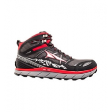 Lone Peak Mid Neoshell Hiking Boot - Men's - Red In Size by Altra