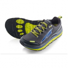 Men's Olympus, Black/Green, 13 by Altra