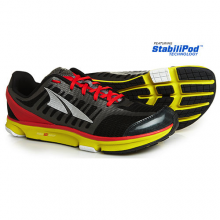 Men's Provision 2, Black/Red, 7 by Altra in Monroeville PA