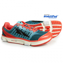 Women's Provision 2, Blue/Coral, 5.5 by Altra