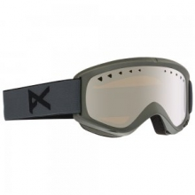 Helix 2.0 Goggles Adults', Stealth Gray by Anon