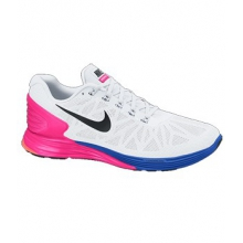 Lunarglide +6 - Women's-White-10