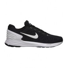 LunarGlide +6 - Men's-Black-8.5