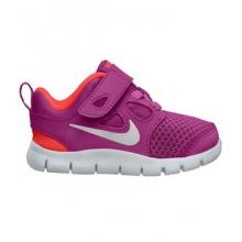 Free 5.0 Running Shoe - Toddler Girl's-Pink-6