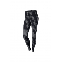 Women's W Epic Run Printed Tight - 644956-010 M by Nike