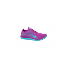 Women's W Free Flyknit 4.0 - 631050-501 by Nike