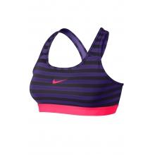 Women's W Pro Classic Stripe Bra - 629154-547 XS