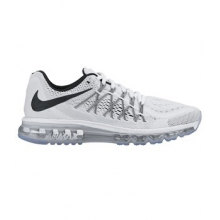 Air Max 2015 Running Shoe - Men's-White-8.5