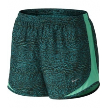 Venom Tempo Shorts - Women's-Emerald Green-M