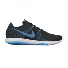 Flex Fury Running Shoe - Men's-Black/Blue-12