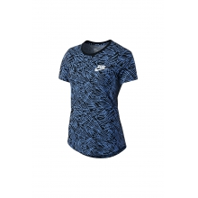 W Run PW Palm SS Tee - 739545-486 M