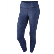 Nike Zen Epic Run Crop Pants - Women's-Moonshadow-L