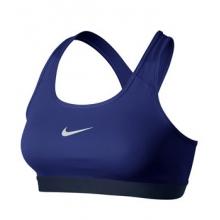 Nike Pro Bra - Women's-Blurple-L by Nike