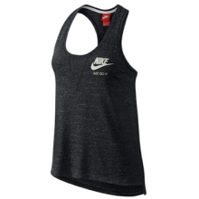 Nike Vintage Gym Tank - Women's-Black-S