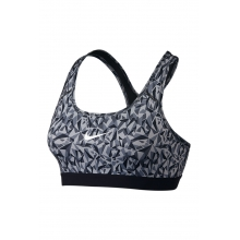 W Pro Classic Facet Bra - 777494-012 by Nike