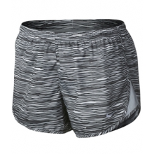 Nike Equilibrium Tempo Short - Women's-Charcoal-M