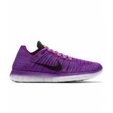 Free RN Flyknit Running Shoe - Women's-6 by Nike