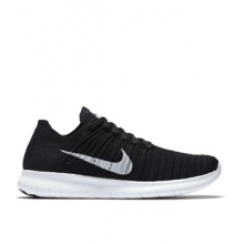 Free RN Flyknit Running Shoe - Women's-Black-5