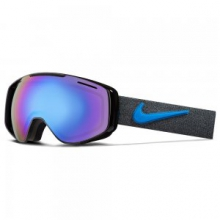 Khyber Ski Goggle, Anthracite/Light Photo Blue by Nike