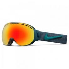 Command Ski Goggle, Tortoise/Rio Teal by Nike