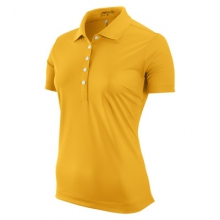 Nike Womens LSU Tech Pique Polo