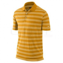 Nike Mens LSU Tech Core Stripe Polo