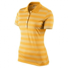 Nike Womens LSU Tech Stripe Polo by Nike