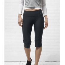Legend 2.0 Regular Poly  Running Capri - Women's-S