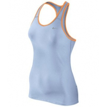 Shaping Long Bra - Women's-Ice Blue/Bright Citrus-XS