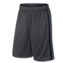 Monster Mesh Shorts - Men's-Anthracite/Black-L