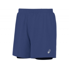 "2-N-1 Short, 6"" by Asics"