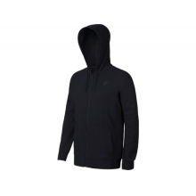 Men's Fleece Full Zip Hoodie by Asics
