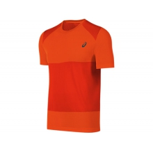 Men's fuzeX Seamless Short Sleeve by Asics
