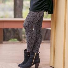 Irene Legging Smoked Pearl Large / X-Large by Aventura