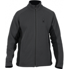 Spyder Mens Outbound Half Zip Mid WT Core Sweater by Spyder