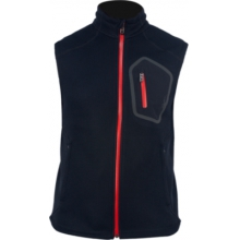 Spyder Mens Paramount Full Zip Lt WT Core Sweater Vest